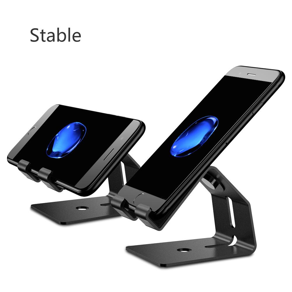 手机桌面支架懒人多功能支撑通用简约iPad平板电脑手机架便携简易视频看电视电影小架子万能个性创意小巧底座