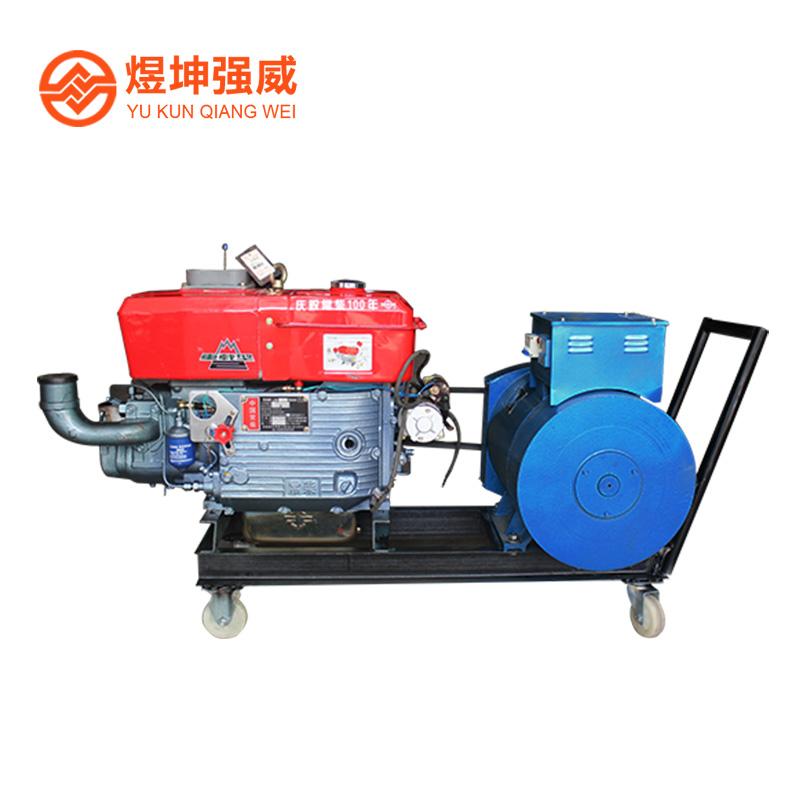 强威常柴5KW8全铜单杠柴油发电机组15-20-24-30千瓦单三相等功率