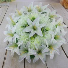 Искусственные цветы Yow Yow flower square