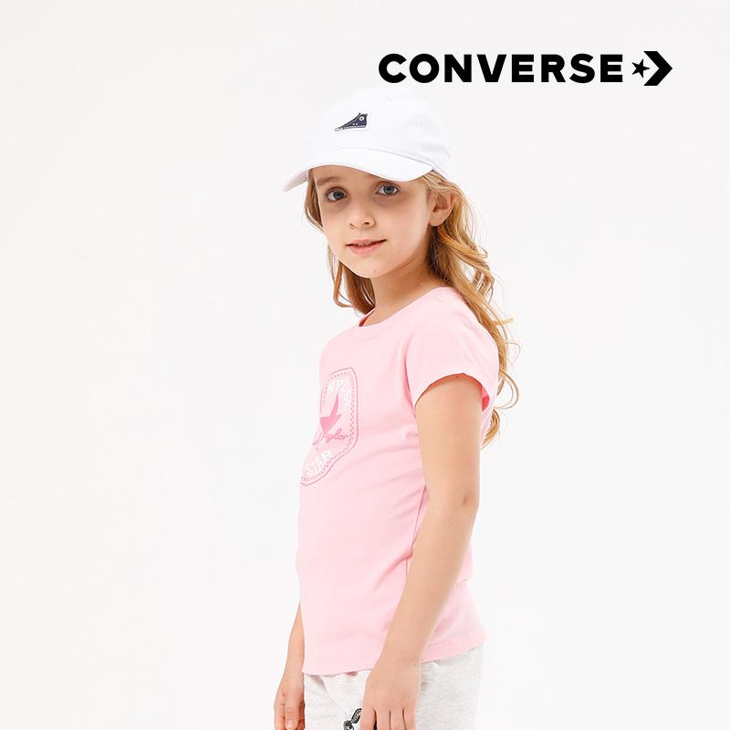 Converse匡威童装儿童短袖T恤