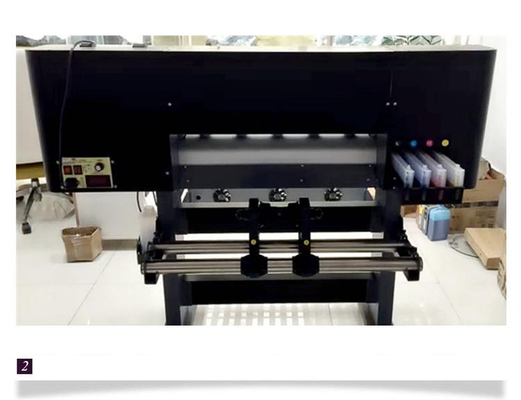 65厘米户内/外压电写真机 xp600头水性压电机 新五代打印头喷绘机