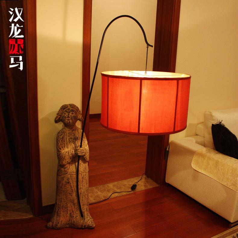 汉龙赤马新中式风格家居装饰灯D-084