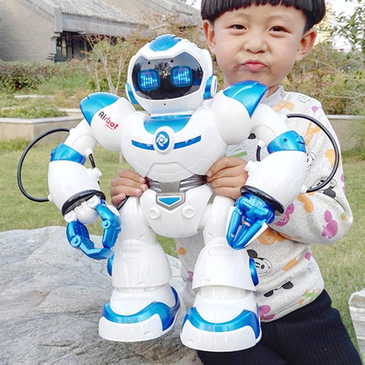 阿尔博特遥控智能机器人玩具会跳舞唱歌讲故事编程电动男女孩礼物