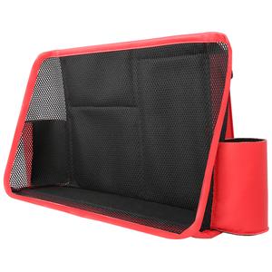 汽车座椅间储物网兜车载中控网兜置物袋多功能收纳袋车内创意用品