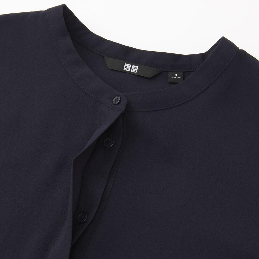 женская рубашка Uniqlo uq400521000 (7 400521