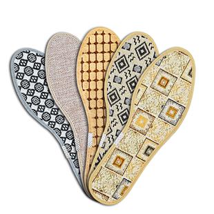[5-10双]香薰除臭鞋垫男女透气吸汗防臭留香加厚皮鞋运动鞋垫夏季
