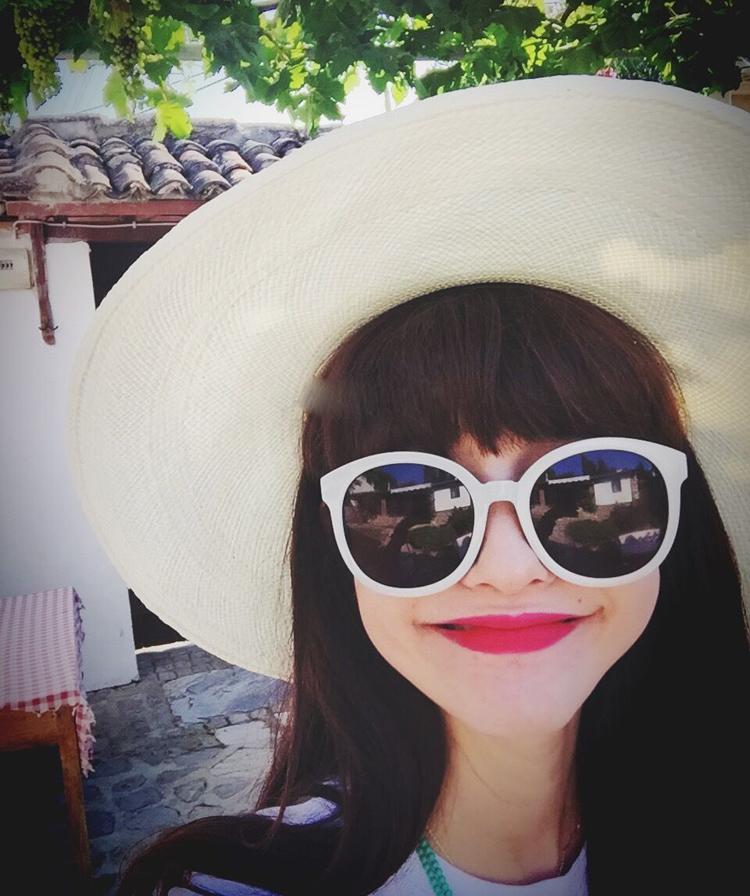 新款女士韩版网红款墨镜近视太阳眼镜圆形长脸瘦脸白色圆脸镜框