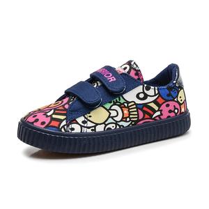 回力童鞋儿童帆布鞋2019春款新款女童鞋子潮韩版男童板鞋宝宝布鞋