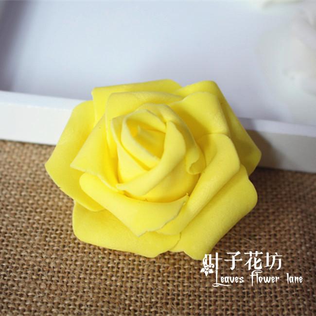 亲们此款pe花朵是 手工制作,花型尺寸难以一致,介意的亲们慎拍哦.