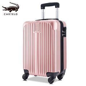 卡帝乐鳄鱼旅行箱男女密码拉杆箱万向轮24寸皮箱子20寸登机行李箱