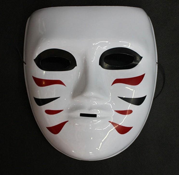 万圣节面具 恐怖面具 半脸 全脸 骷髅头面具 男士面具 吓人面具