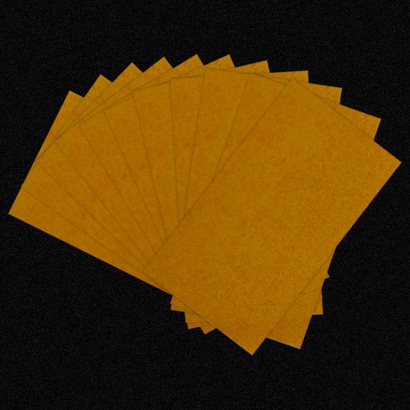 ZUCON抗手机干扰屏蔽纸吸波材质NFC铁氧体门禁一体机IDIC卡防磁贴