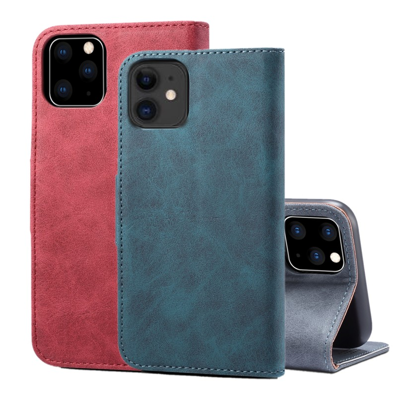 Apple iPhone 11/11pro/11pro max Mobile Leather Flip Cover High Quality 914864