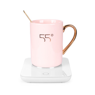 暖暖杯55度恒温加热器底座电热保温水杯垫热牛奶神器饭菜保温板