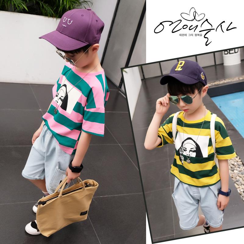 សម្លៀកបំពាក់ក្មេងប្រុស Boy Outfits Toddler Kids Baby Boys Clothes Sweater Jeans Outfit BN0003