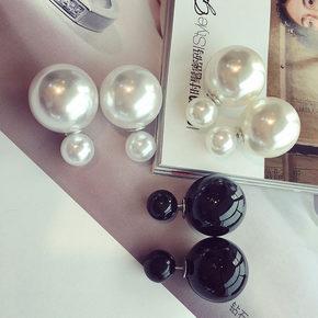 韩版时尚珍珠耳钉