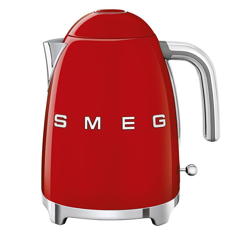 SMEG KLF02意大利复古恒温热水壶家用自动断电烧水壶凉白开 婴儿