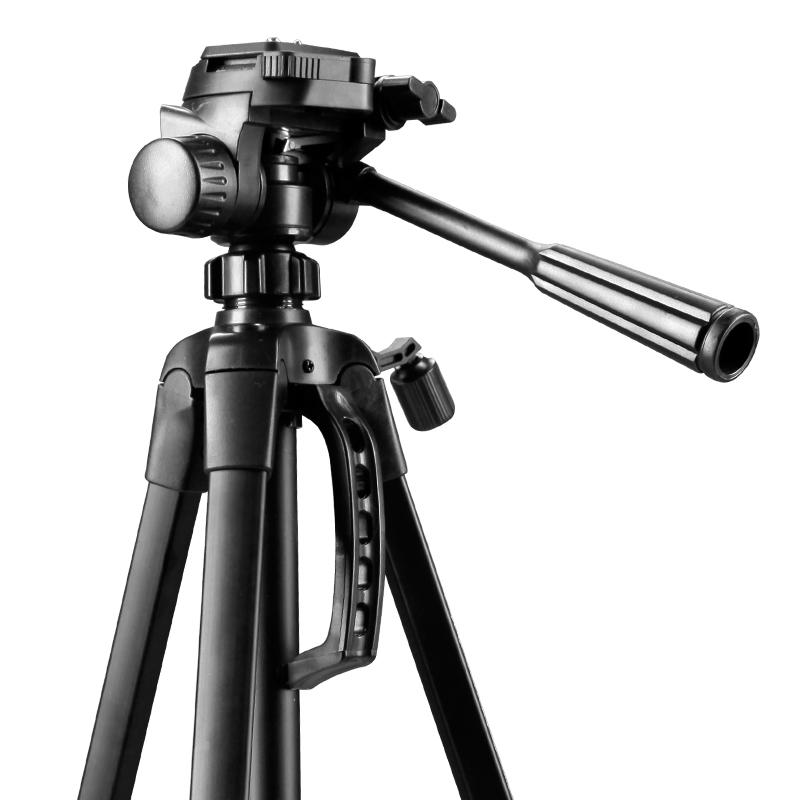 伟峰3520数码单反相机三脚架摄影便携微单三角架手机自拍直播支架