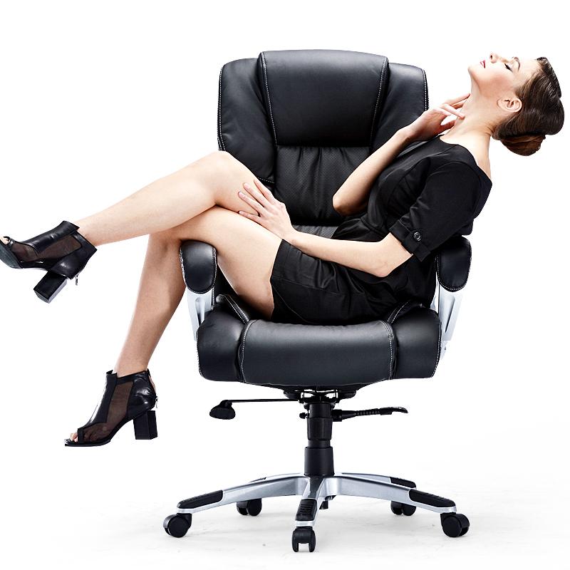 办公椅家用电脑椅按摩可躺转椅大班椅 老板椅