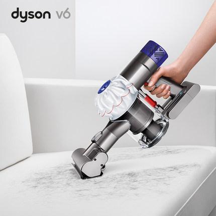 戴森dyson吸尘器v6 v7 v8哪个好 对比区别介绍