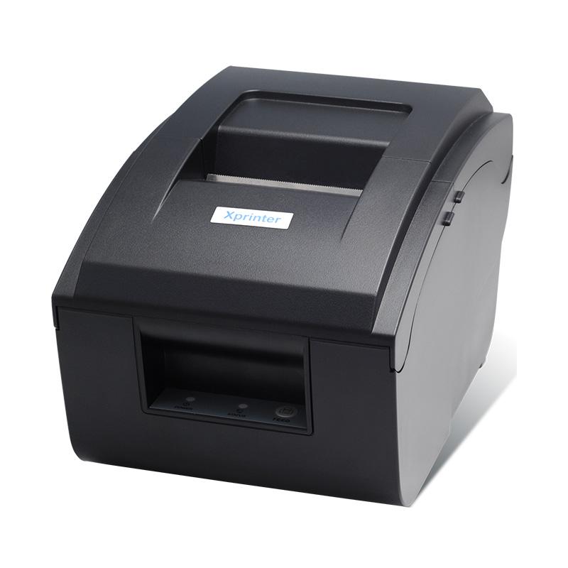 芯烨76mm针式打印机 小单票据卷纸两联三联餐饮卷式发票小型开票