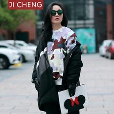 Женский пуховик Ji cheng lj001965 ML1