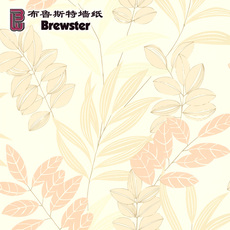 Экологичные бумажные обои Brewster FD53455