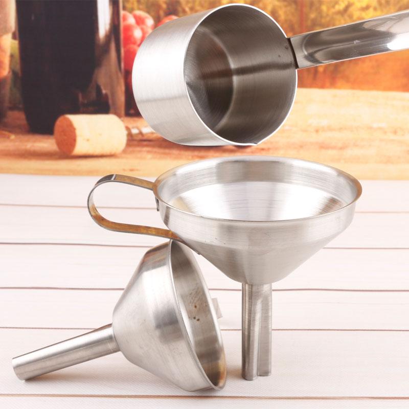 304不锈钢酒提子酒吊子舀酒勺打酒勺量酒器酒提钩套装1-2-5两1斤