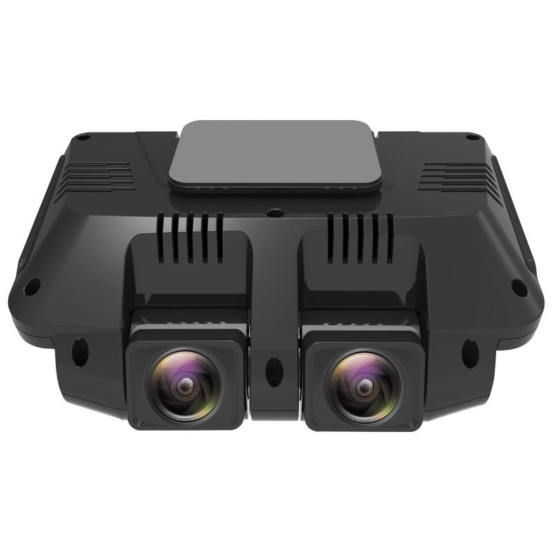 任e行V28行车记录仪双镜头高清全景无线车载夜视24小时停车监控
