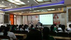 корейский Woodpecker education