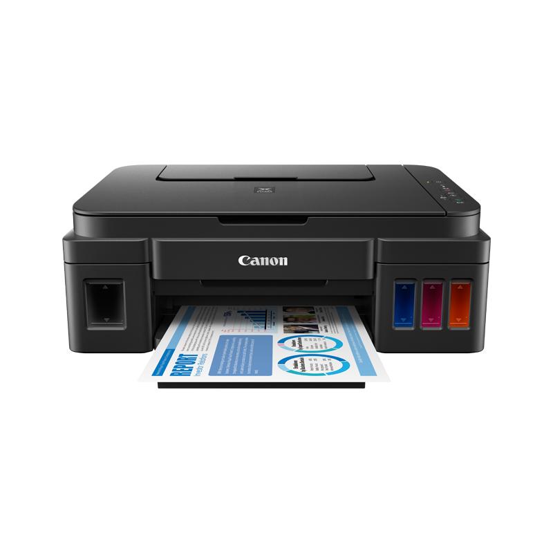 [旗舰店]Canon-佳能 G2800 加墨式高容量一体机