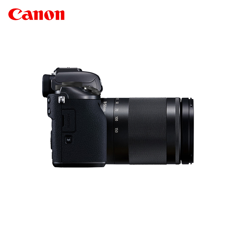 [旗舰店]Canon-佳能 EOS M5 套机 EF-M 18-150mm IS STM