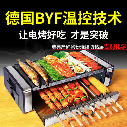Korean BBQ Equipment Lemikcoo Electric Multipurpose Barbecue Grill