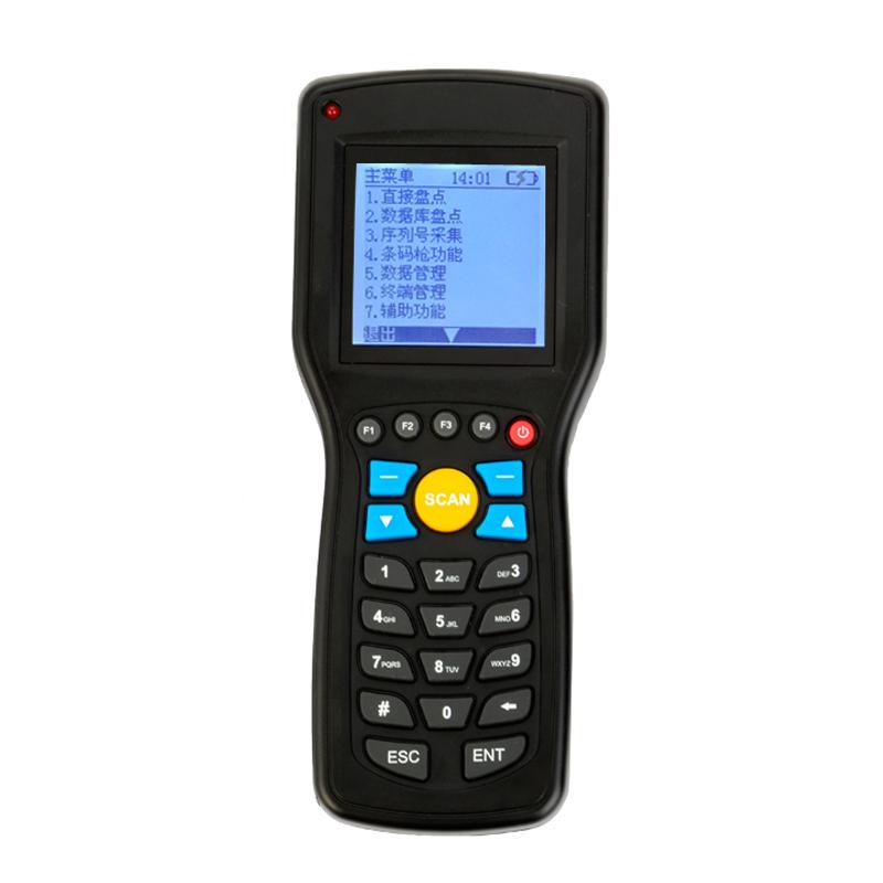 合杰T5标准版盘点机数据采集器无线条码扫描枪pda手持终端扫码机