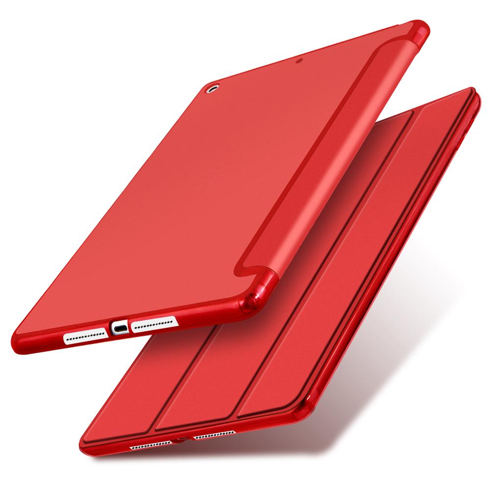 苹果2018新款ipad保护套9.7英寸2017新版平板电脑硅胶保护套全包a1893-a1822壳pad7防摔wlan超薄皮套