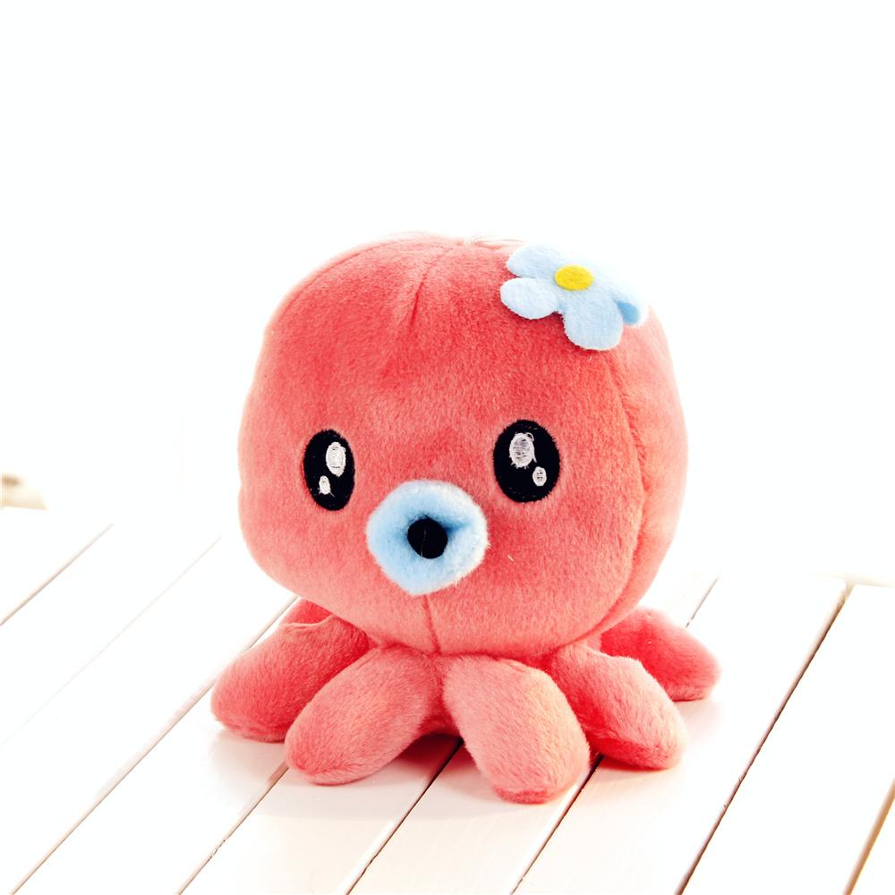 朵朵象 可爱章鱼小公仔 八爪鱼毛绒玩具娃娃玩偶婚庆生日小礼品
