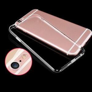 苹果6splus手机壳6/6s/7/8/plus透明硅胶iPhone6保护套xs防摔全包边5s超薄x软壳男女XR清新