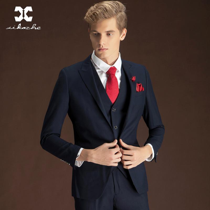 Деловой костюм Xikazhe wears xkz15dtx312