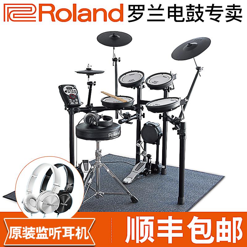 Roland罗兰电子鼓架子鼓td-11K-TD11KV成人电鼓TD25kvTD17K爵士鼓