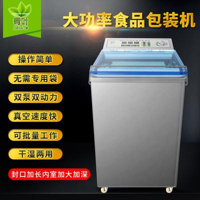 Shineye/青叶青叶全自动干湿小型家用抽真空压缩封口机塑封商用食品真空包装机