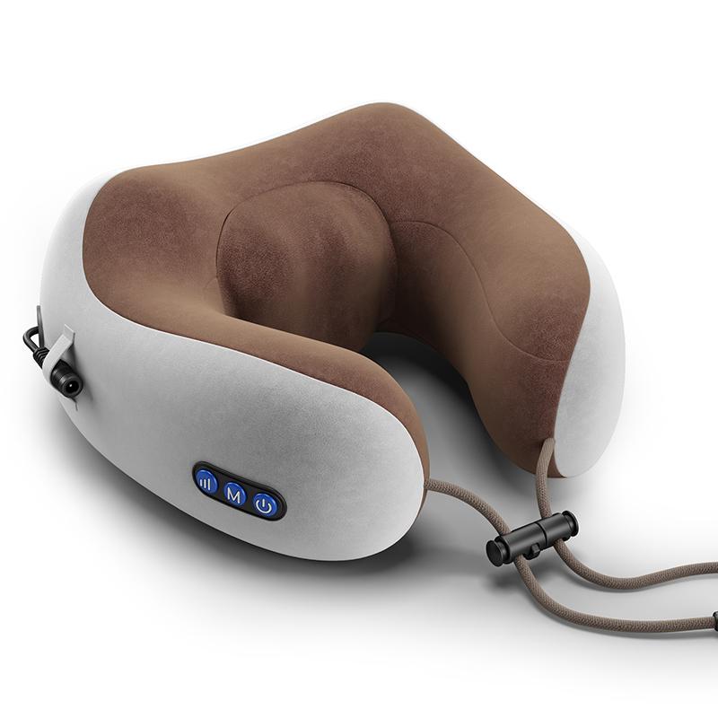 u型枕颈椎护颈枕脖子旅行睡觉便携坐车飞机神器午睡记忆棉u形枕头
