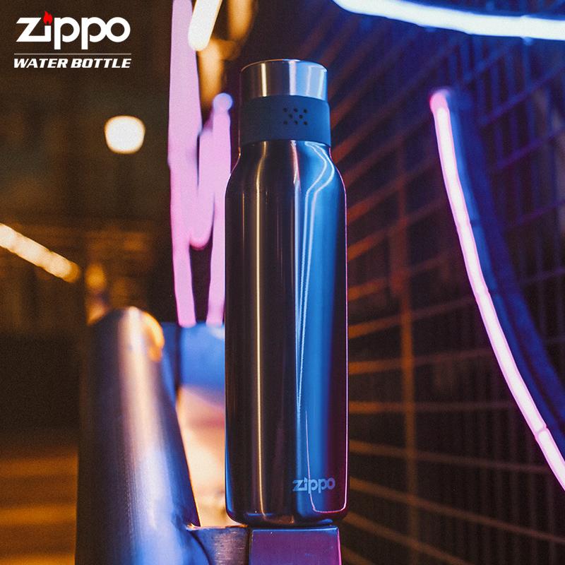 美国 Zippo 医用级316不锈钢保温杯 360ml