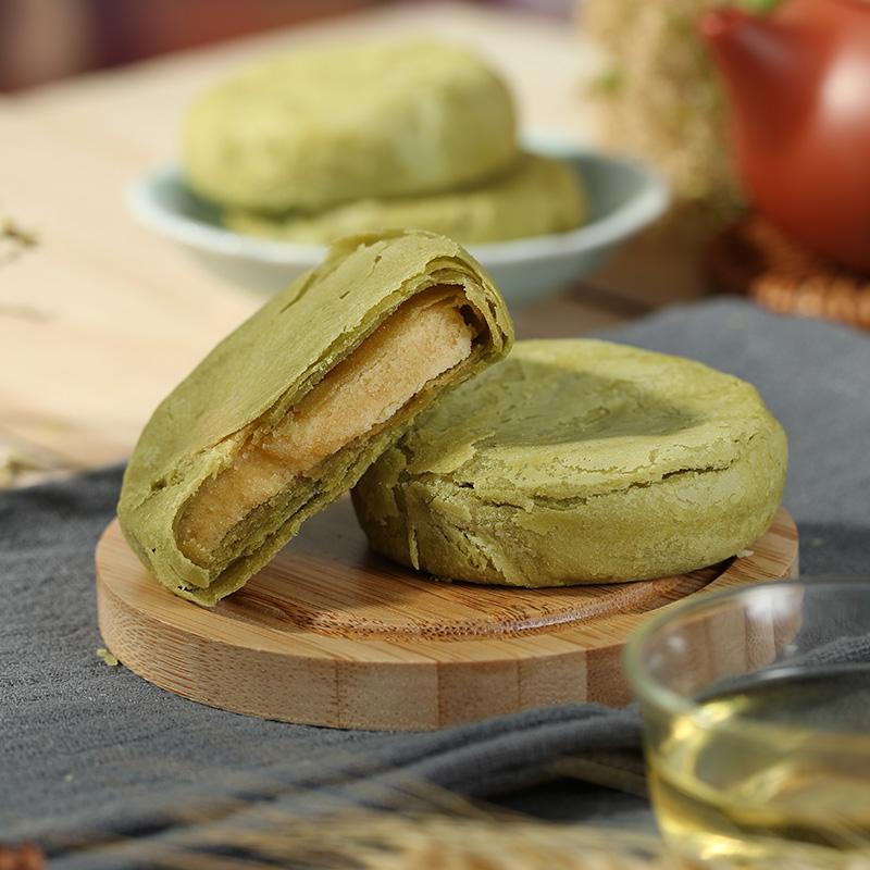 百年老字号 知味观 龙井茶酥 150g*2盒 双重优惠折后¥24.8包邮 绿茶、金沙奶黄、红豆、绿豆味可选