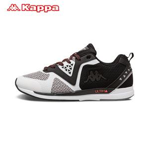 KAPPA卡帕情侣男款跑鞋 网眼休闲鞋运动鞋背靠背健步K0715MG06