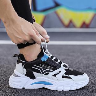男韩版学生小白鞋休闲鞋板鞋透气帆布鞋透气
