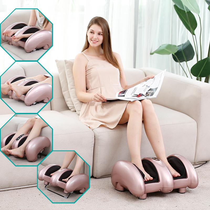 康健源足疗机全自动足底揉捏脚部腿部小腿脚底家用按摩器足部穴位