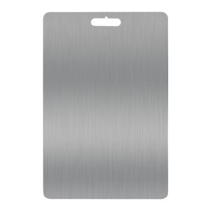 仰望 德国双面304/316不锈钢菜板加厚厨房切菜板抗菌防霉家用砧板