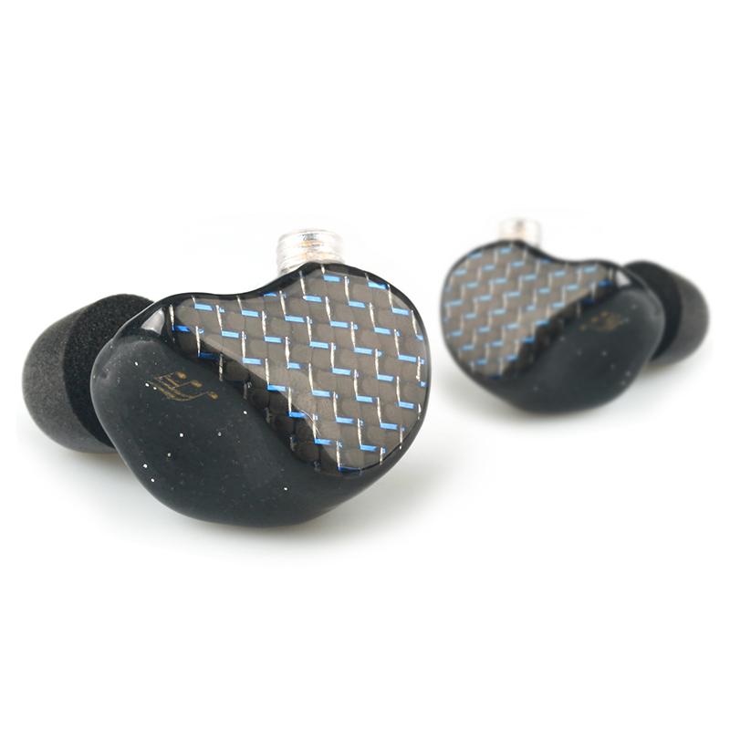 小凡 FANWK20 定制公模私模10单元4分频监听hifi入耳式动铁耳机