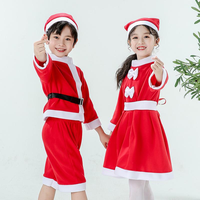 【限时抢购】圣诞节儿童圣诞服饰套装