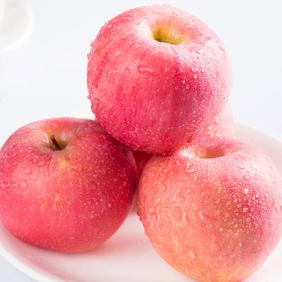 10斤装 红富士苹果脆甜新鲜水果